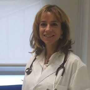 Inmaculada Gorordo Unzueta médico de Neumología