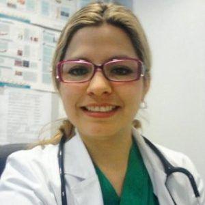 Silvina Terceros Jaldín médico de Neurofisiología